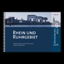 Rhein und Ruhrgebiet - Binnenkarten Atlas 9