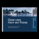 Oder und Haff mit Peene - Binnenkarten Atlas 1