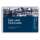 Ems und Friesland - Binnenkarten Atlas 8