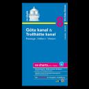NV.Atlas Binnen 8: Göta-Kanal und Trollhätte Kanal, Passage - Vättern - Vänern 2016