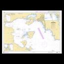 7254L Golfe d'Athènes (Saronikós Kólpos)