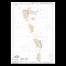 7631L Petites Antilles - Partie centrale - De Montserrat à Saint Lucia