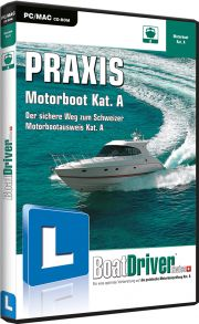 BoatDriver - PRAXIS Motorboot Kat. A (Download, Software)