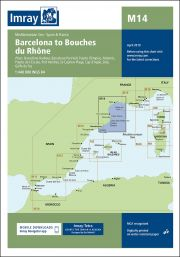 M14 Barcelona to Bouches du Rhône
