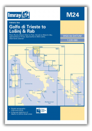 M24 Golfo di Trieste to Losinj and Rab