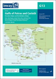 G13 Gulfs of Patras and Corinth