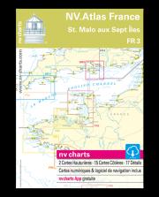 NV.Atlas France FR3: St. Malo aux Sept Îles 2018/19