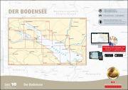 Sportbootkarten Satz 10: Bodensee (Ausgabe 2018/19)
