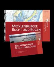 Mecklenburger Bucht und Rügen - Seekarten Atlas 2