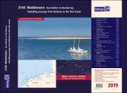 2150 Waddenzee - Den Helder to Norderney