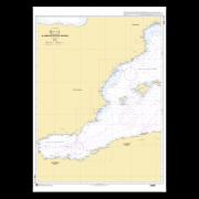 SHOM 7015L De Gibraltar aux îles Baléares