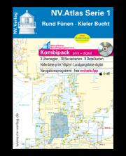 NV.Atlas Serie 1: Rund Fünen - Kieler Bucht 2018