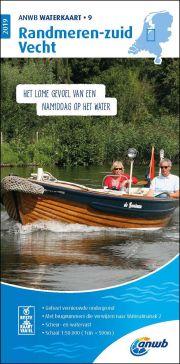 Waterkaart 9 - Randmeren-Zuid/Vecht