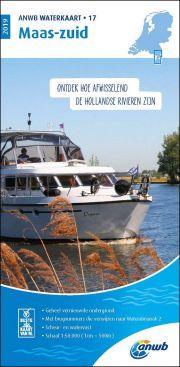 Waterkaart 17 - Maas-Zuid