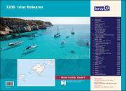 3200 Islas Baleares Chart Atlas