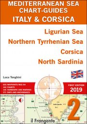 Italy and Corsica - Mediterranean Sea Chart-Guide 2