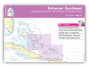 NV.Atlas Bahamas 9.3: Southeast, Cat & Long Islands, Rum Cay to Turks & Caicos 2016/17