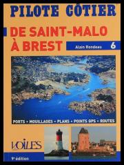 Pilote Côtier n°6 - De Saint Malo à Brest
