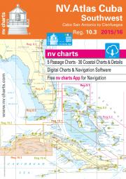 NV.Atlas Cuba 10.3: Southwest, Cabo de San Antonio to Cienfuegos 2015/16