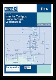 D14 Islas los Testigos, Isla la Tortuga, la Blanquilla