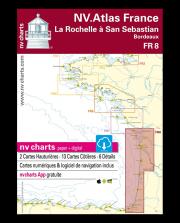 NV.Atlas France FR8: La Rochelle à San Sebastian, Bordeaux 2016/17
