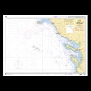 SHOM 7069L De l'île d'Yeu à la Pointe de la Coubre - Plateau de Rochebonne
