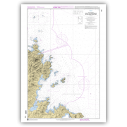 SHOM 7190L Golfe de Congianus - De Capo Ferro à Capo Figari
