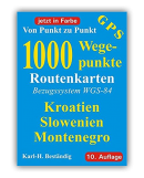 1000 Wegepunkte