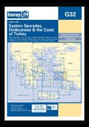 G32 Eastern Sporades, Dodecanese & the Coast of Turkey