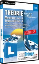 BoatDriver - THEORIE Kat. A/D 2019 light (Download, Software inkl. App)