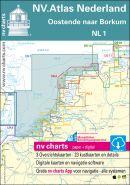 NV.Atlas Nederland NL1 - Oostende naar Borkum