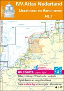 NV.Atlas Nederland NL3 - Ijsselmeer en Randmeren