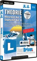 BoatDriver - THEORIE Kat. A/D 2019 (Download, Software inkl. App)
