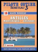 Pilote Côtier n°16 - Les antilles - Martinique - Grenade
