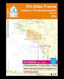 NV.Atlas France FR6: Lorient à l'ile de Noirmoutier, Nantes 2018/19