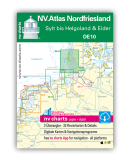 NV.Atlas Nordfriesland DE10: Sylt bis Helgoland & Eider 2018