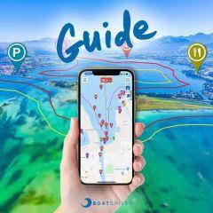BoatDriver-Guide-App - Schweizer Seen (Zugang 3 Jahre)
