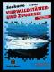 Seekarte Vierwaldstättersee und Zugersee