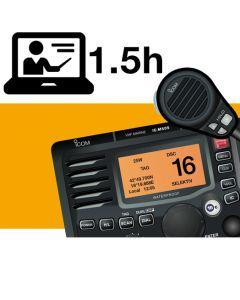 E-Coaching: Seefunk SRC/LRC (1,5h)