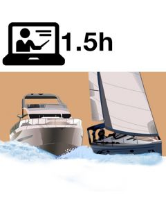 E-Coaching: Hochseeausweis (1.5h)