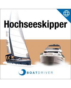 Online: BoatDriver - Hochseeskipper (d)