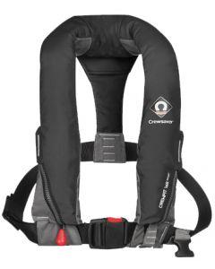 Crewfit 165 Sport avec ceinture de sécurité, noir