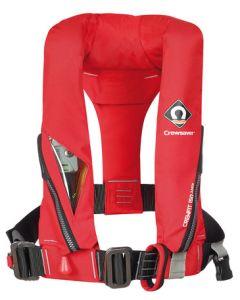Crewfit 150 Junior mit Sicherheitsgurt, rot