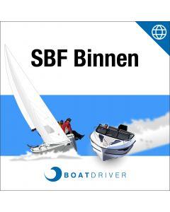 Online: BoatDriver - Sportbootführerschein Binnen Motor + Segel (d)