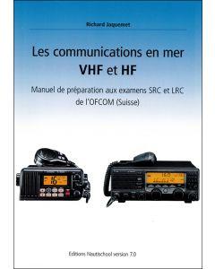 Les communications en mer VHF et HF
