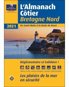 Almanach Côtier Bretagne Nord 2021