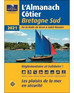 Almanach Côtier Bretagne Sud 2021
