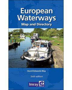 Map of European Waterways