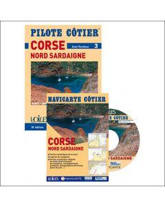 Pilote Côtier n°3 - Corse - Nord Sardaigne