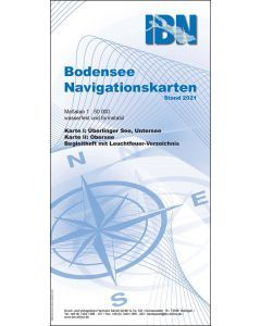 Bodensee Navigationskarten